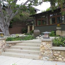 Craftsman Landscape by Jeffrey Rule, Inc.