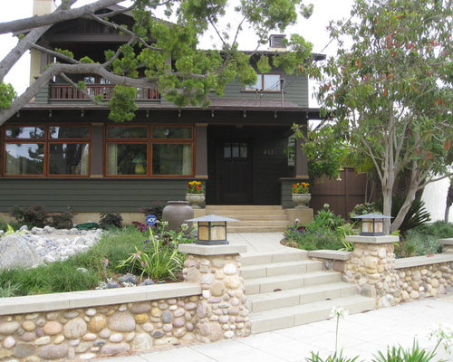 craftsman landscape ideas designs remodels photos