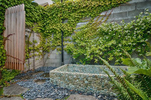 Eclectic Garden by Louise Lakier