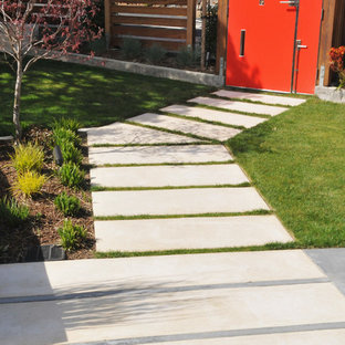 Photo of a modern landscaping in San Francisco.