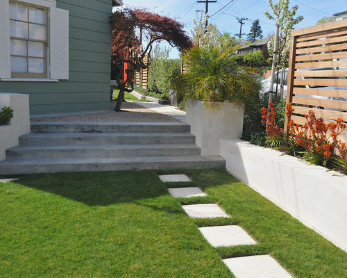 Landscaping Ideas To Hide Ugly Fence : How to hide an ugly wall garden design ideas renovations photos
