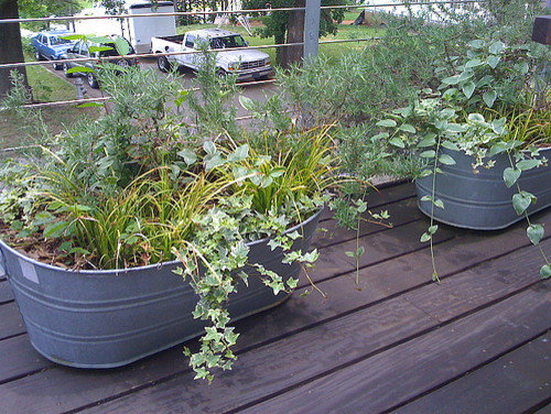 SaveEmail. Cheap Planter Ideas  Pictures  Remodel and Decor
