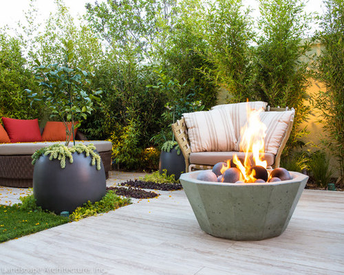 Backyard Landscaping Ideas With Fire Pit find this pin and more on backyard bliss Backyard Fire Pit Ideas Houzz