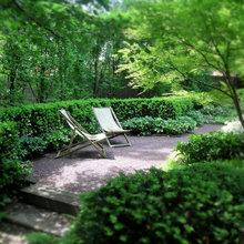 Små trädgårdsrum