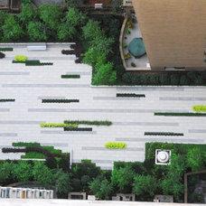 Contemporary Landscape by Greenblott Landscape & Interiors