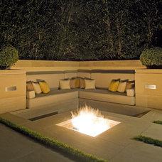 Modern Landscape by Harold Leidner Landscape Architects