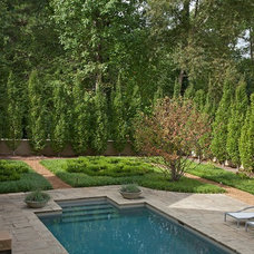 Modern Landscape by Golightly Landscape Architecture