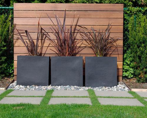Modern landscape ideas designs remodels photos for Modern landscape design