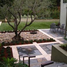 Modern Landscape by Garden Architecture