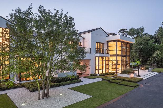 Modern Garten By Exterior Worlds Landscaping U0026 Design