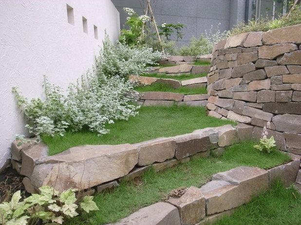 ラスティック 庭・ランドスケープ by Niwashyu|庭衆