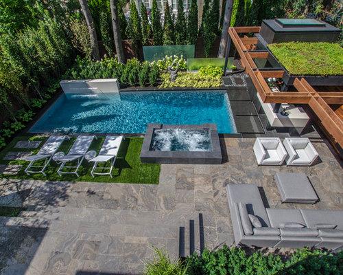 Petit jardin de luxe photos et id es d co de jardins - Petit jardin de luxe montreuil ...