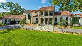 Modern Mediterranean Preston Hollow