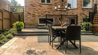 "Modern Patio - ""Summer Nights"" - Waterloo, ON"