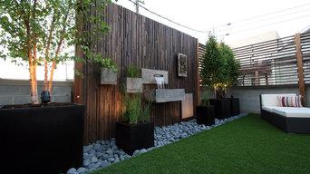 Modern Rooftop Retreat