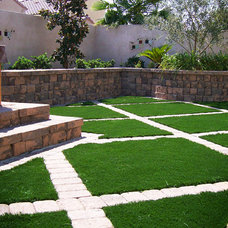 Traditional Landscape by Newtex Landscape