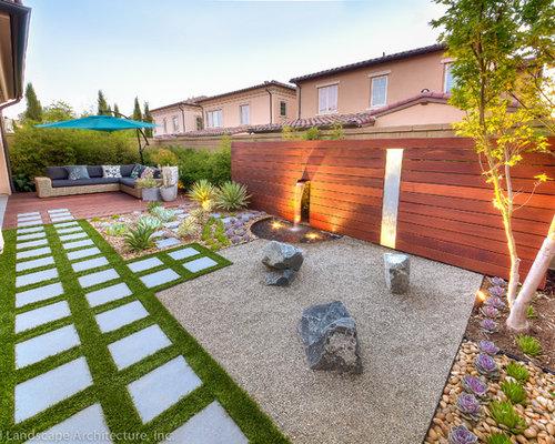 SaveEmail. Modern Zen Garden Green Design
