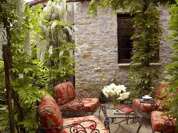 Traditional Landscape by Amy Noel Design