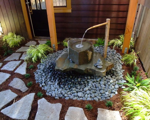 Japanese Fountain Ideas Pictures Remodel And Decor
