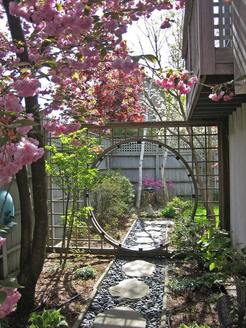 Japanese Garden Backyard Modern