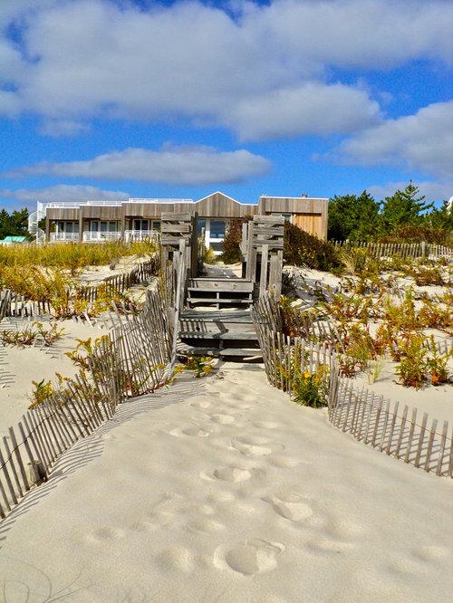 Beach Landscape Houzz