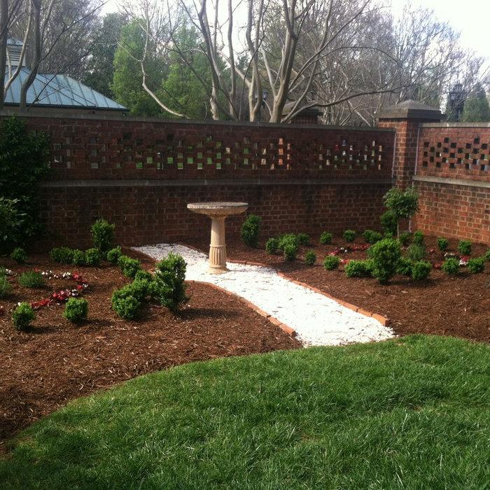 Morrocroft Parterre Garden