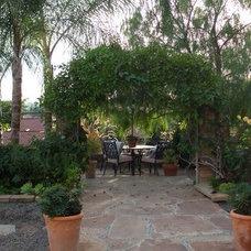 Mediterranean Landscape by Leanne Michael L U X E lifestyle design