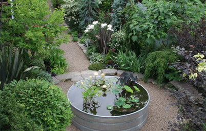 Stock Tank Style: The Garden and Patio Edition