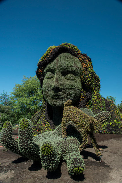 contemporary landscape by Mosaïcultures Internationales  Living Sculptures Delight at the Montreal Botanical Garden 0c61449801ddda36 3822 w422 h634 b0 p0  contemporary landscape