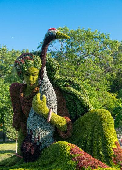 Современный Сад by Mosacultures Internationales