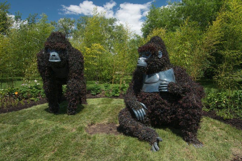 contemporary landscape by Mosaïcultures Internationales  Living Sculptures Delight at the Montreal Botanical Garden 62016cb801ddda6c 3876 w800 h532 b0 p0  contemporary landscape