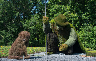 Fun Houzz: Top Topiary and Lifelike Living Sculptures