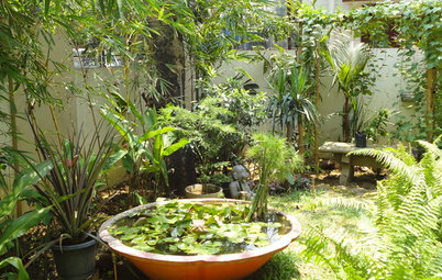 5 Ways to Incorporate a Water Feature in Your Balcony or Terrace