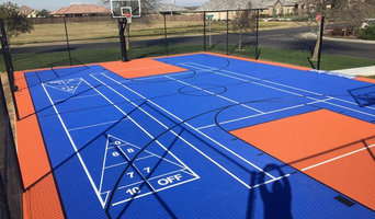 Multi Game Courts with Pickelball
