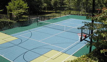 Multi-Purpose Tennis Court
