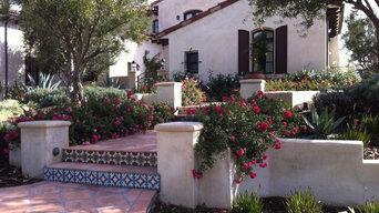 My Garden - Spanish Revival