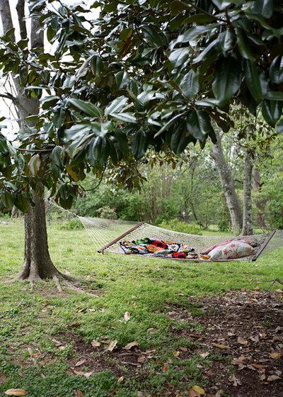 Eclectic Garden by Caroline Sharpnack
