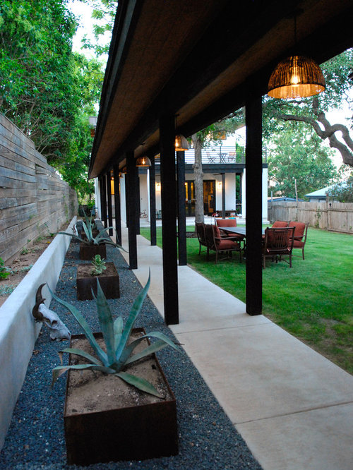 Covered Walkway Houzz