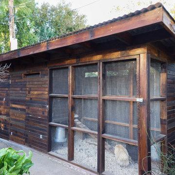 My Houzz: An Edible Backyard in an Eichler Home