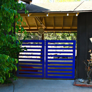 My Houzz: Eclectic, Artistic Rented House in Ojai