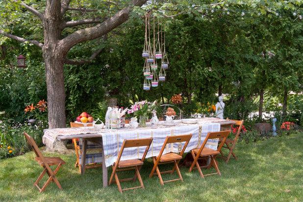 Outdoor-Deko: 11 Ideen für eine lässige Gartenparty im Boho-Stil