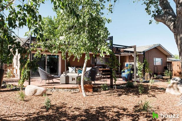 Transitional Garden by Serquis + Associates Landscape Architecture