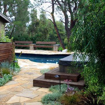 Mystical Habitat Garden