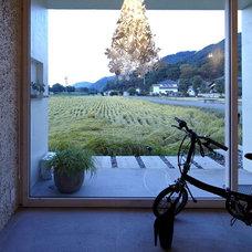 Modern Landscape by no.555