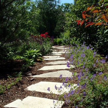 Naperville Flagstone Walkway and Flagstone