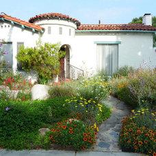 Mediterranean Landscape by Urban Oasis
