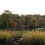 Barnard Farm Traditional Landscape Burlington By