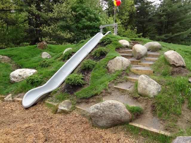 Garten Am Hang : Hanggärten U2013 Tipps Zum Planen Und Anlegen