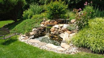 Natural Pond Residence