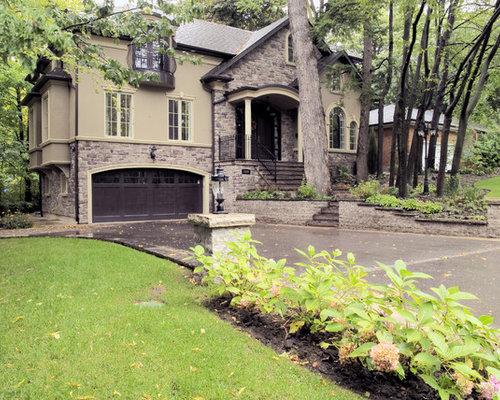 2321b8d40b159f7d_4746-w500-h400-b0-p0--traditional-landscape Driveway Poorly Design House on modern driveway gate design, kitchen design, home entrance design,